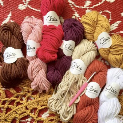 byClaire Chunky Cotton
