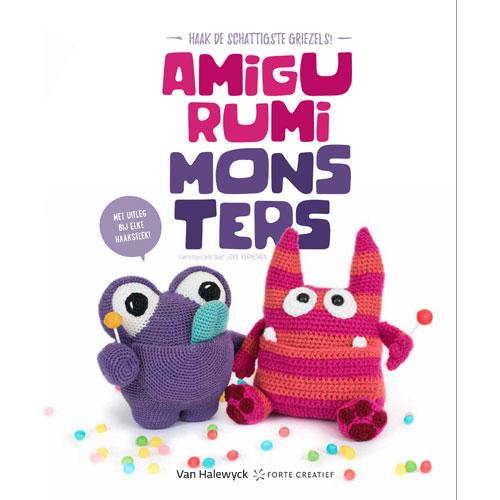 Boek Amigurumi monsters