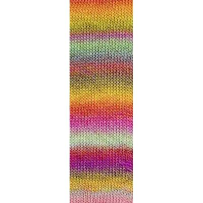 Lang Yarns Mille Colori Socks & Lace Luxe 53
