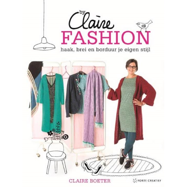 Boek byClaire Fashion