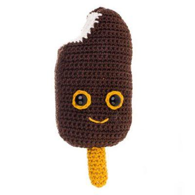 Haakpakket Chocolade-ijsje