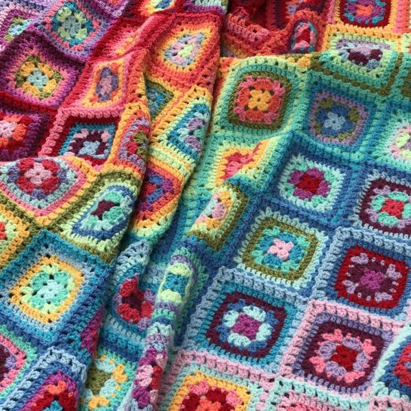 Haakpakket Harmony Blanket Attic24