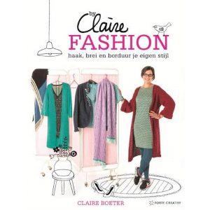 Garenpakket byClaire warm chunky vest
