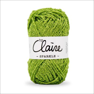 byClaire Sparkle 008 Summertime Green