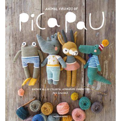 Boek Animal Friends of Pica Pau