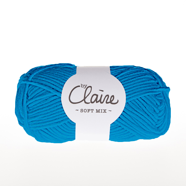 byClaire soft mix 027 Turquoise