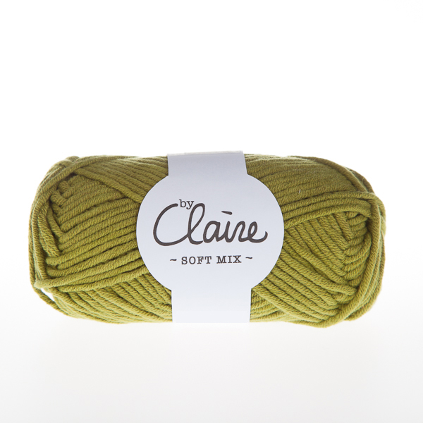 byClaire soft mix 031 Olive