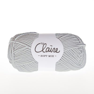 byClaire soft mix 043 Silver grey