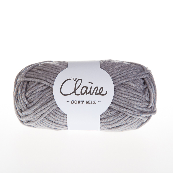 byClaire soft mix 044 Grey