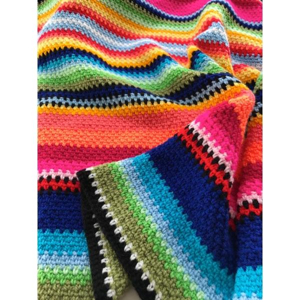 Garenpakket Mexicaanse deken