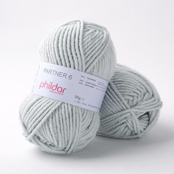 Phildar partner 6 1057 Givre