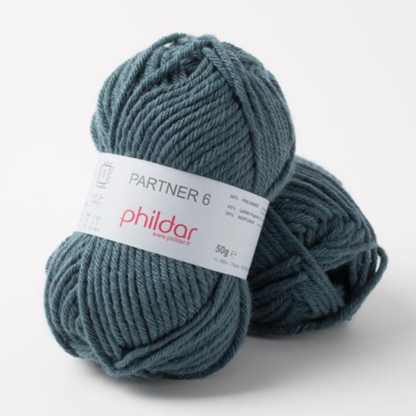 Phildar partner 6 1362 Touareg