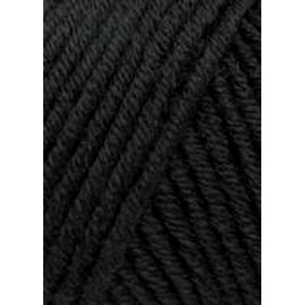 MERINO+ 004 zwart