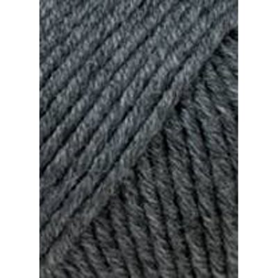MERINO+ 270 gemeleerd donkergrijs