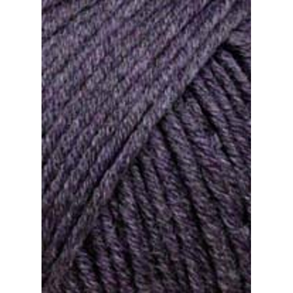 MERINO+ 380 gemeleerd paars