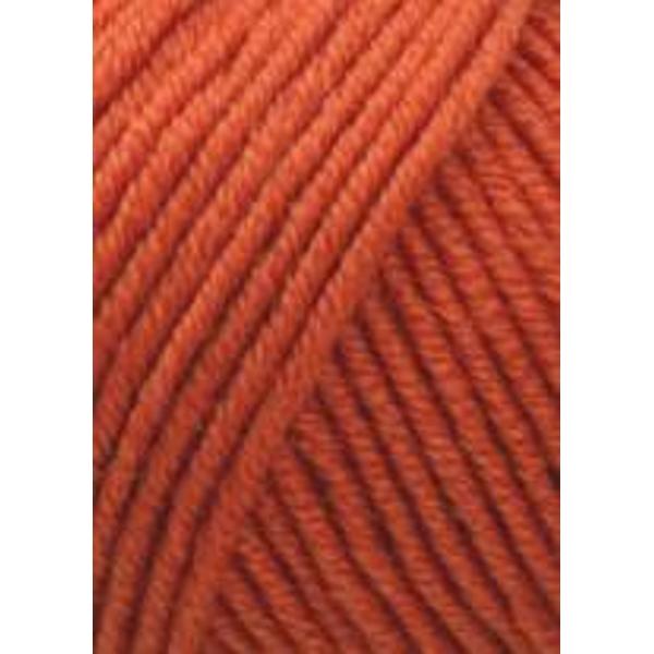 MERINO 120 159 mandarijn