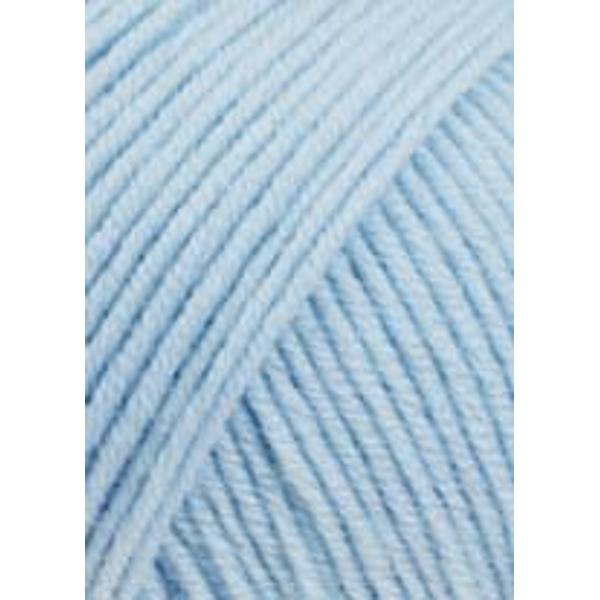 MERINO 120 173 ijsblauw