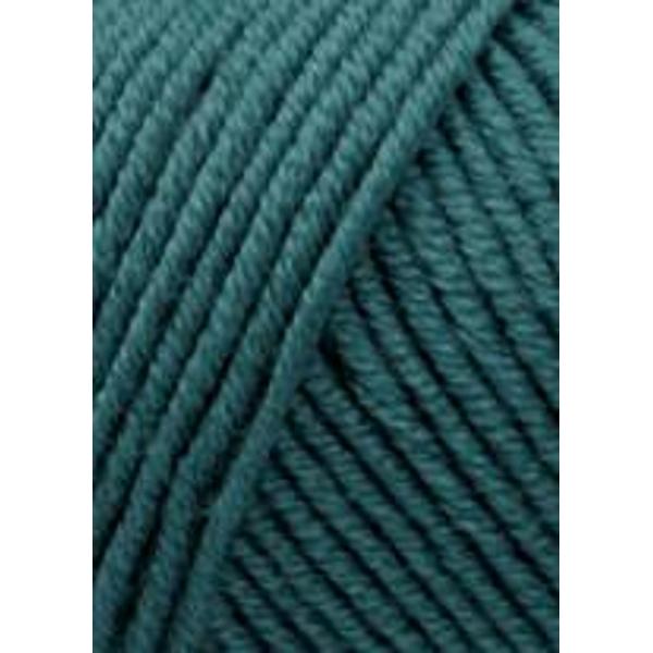 MERINO 120 272 donker turquoise