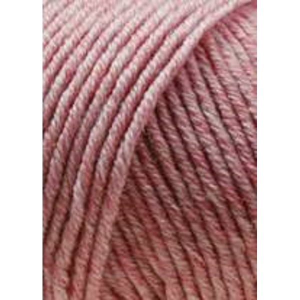 MERINO 120 348 roze gemeleerd