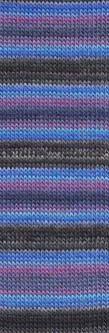 JAWOLL MAGIC 006 blauw/violet/zwart