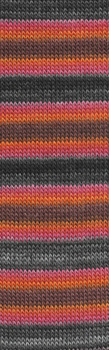 JAWOLL MAGIC 165 pink/oranje/aubergine