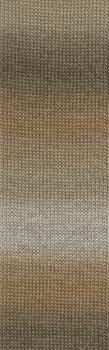 JAWOLL MAGIC 167 donkerbruin/bruin