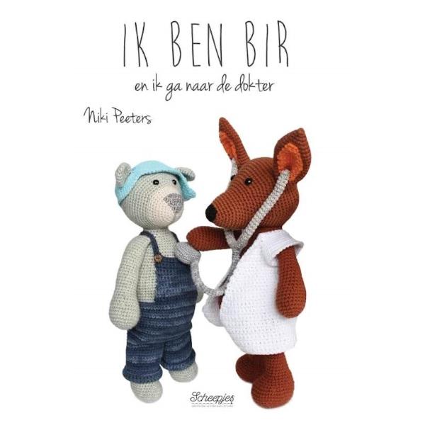 Boek Ik ben Bir en ik ga naar de dokter