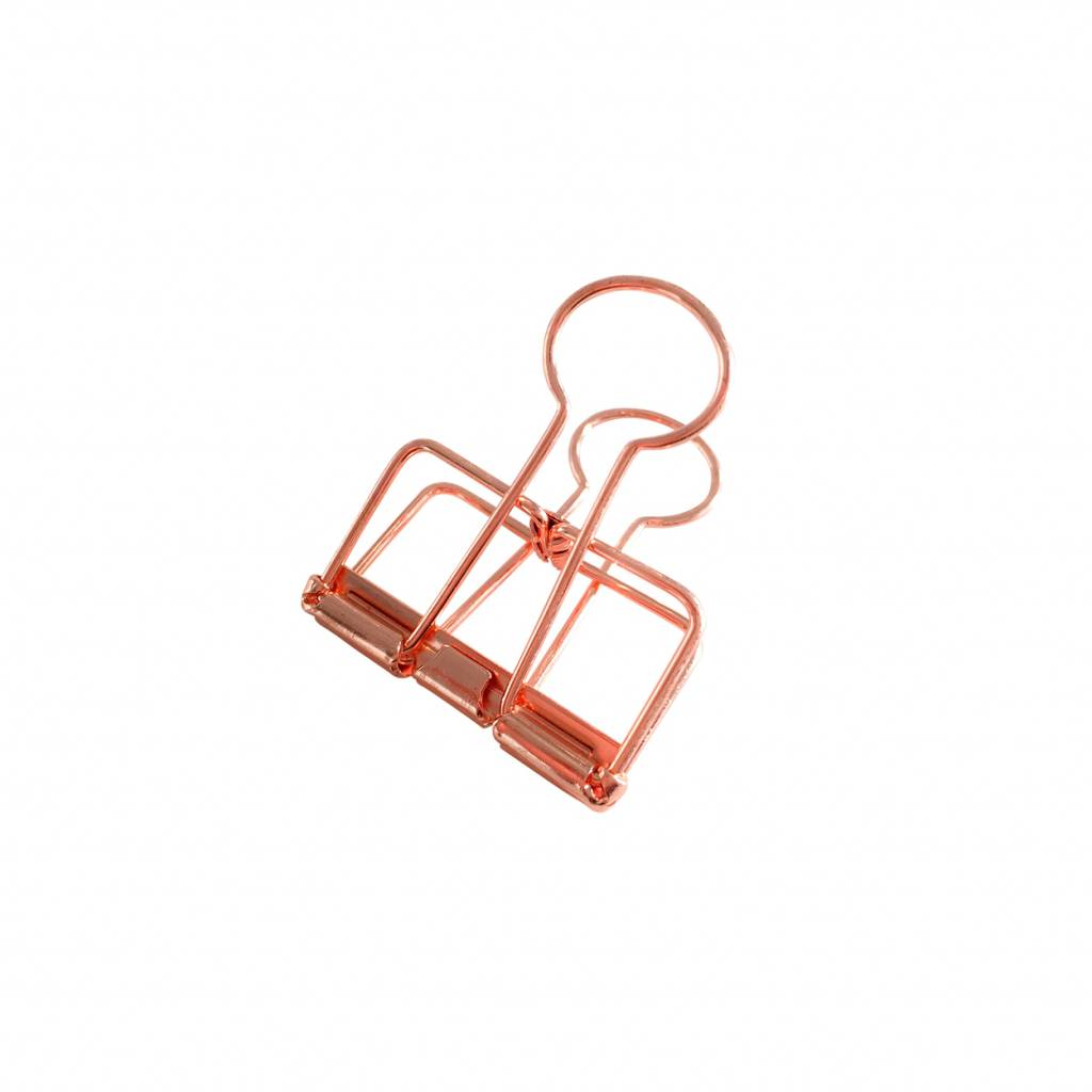 Binder clips koper medium 32mm-0