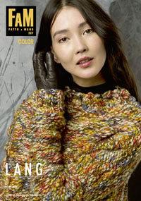 Lang Yarns magazine FAM 227 Color
