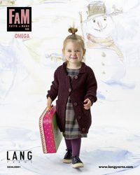 Lang Yarns magazine FAM 230 Omega