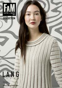 Lang Yarns magazine FAM 231 Collection