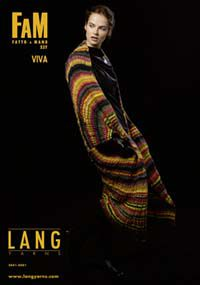 Lang Yarns magazine FAM 237 Viva