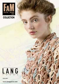 Lang Yarns magazine FAM 242 Collection