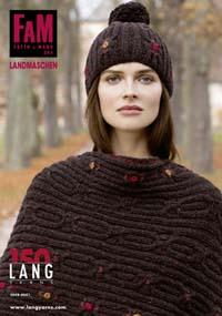 Lang Yarns magazine FAM 244 Landmaschen