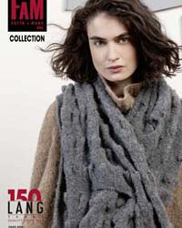 Lang Yarns magazine FAM 245 Collection