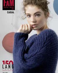 Lang Yarns magazine FAM 247 CASUAL
