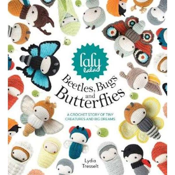 Boek Lalylala Beetles, bugs and butterflies