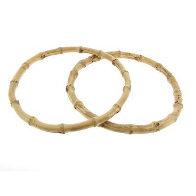 Hoooked bamboe handvat XL