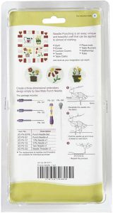 Punch needle set-14384