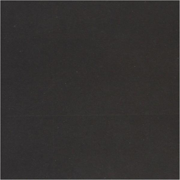 Kraftpapier A4, zwart