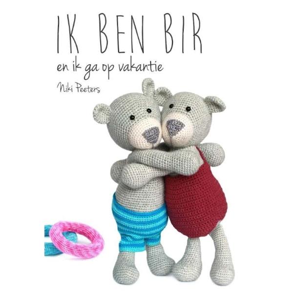 Boek Ik ben Bir en ik ga op vakantie