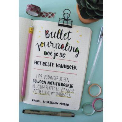 Boek Bullet Journaling doe je zo