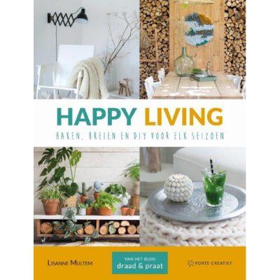Boek Happy Living