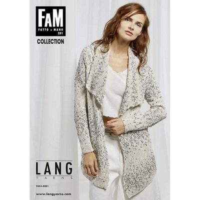 Lang Yarns magazine FAM 251 Collection