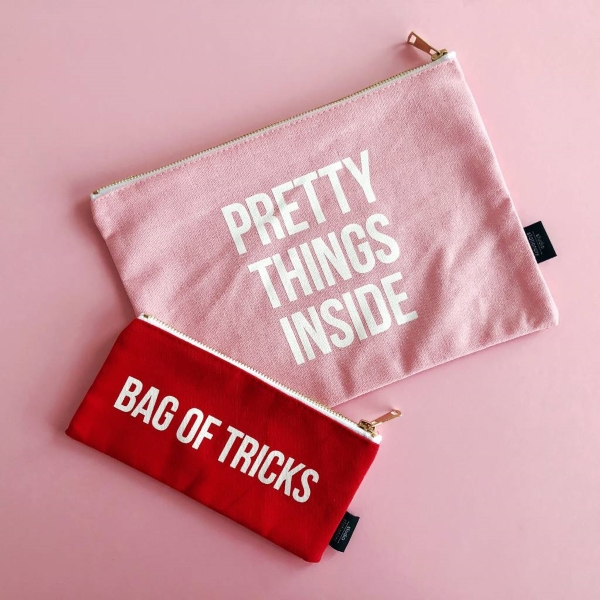 Canvas bag Pretty things XL