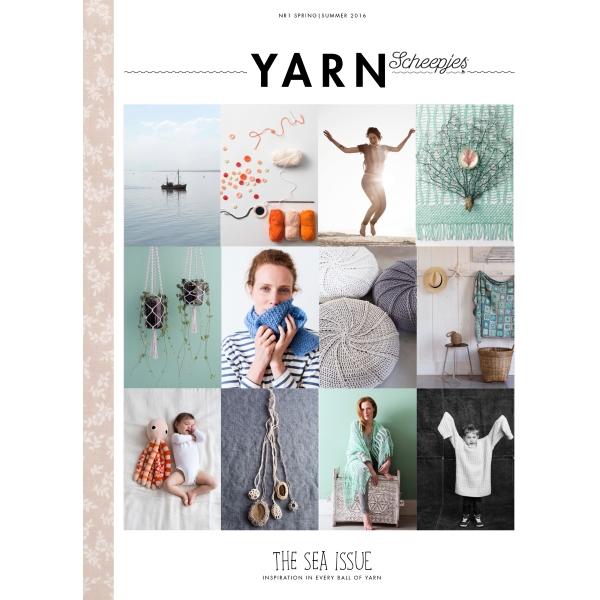 YARN Bookazine The Sea issue