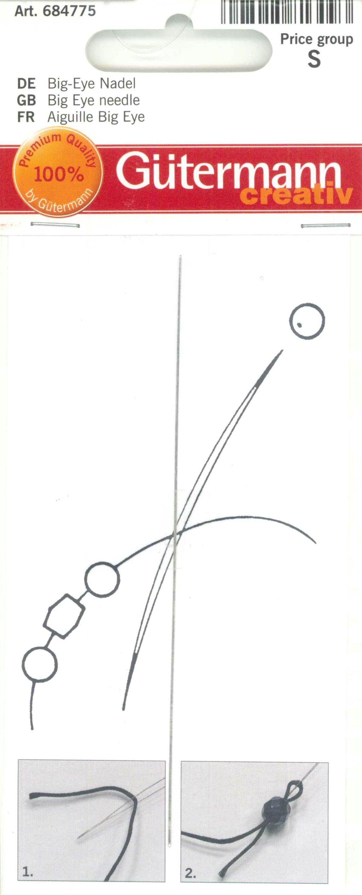 Big Eye needle 11,5cm-0