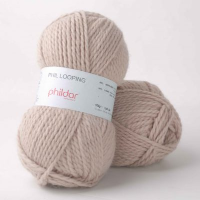 Phildar Looping 1170 taupe