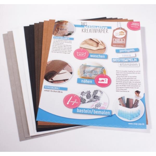 SnapPap A4 pakket