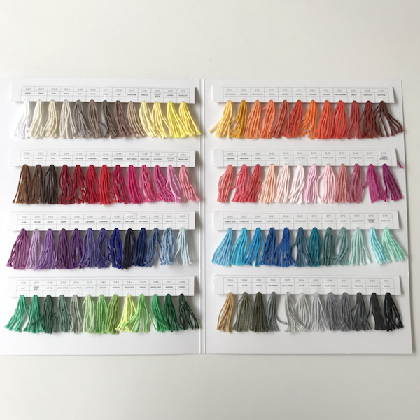 Stalenkaart Yarn and Colors Must-have-0